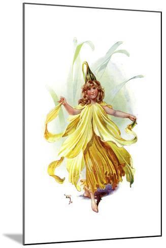 The Daffodil, 1899-C Wilhelm-Mounted Giclee Print