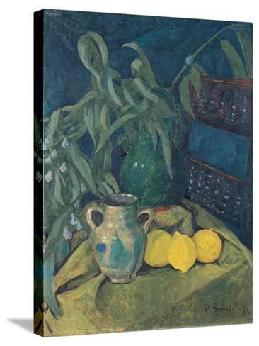 Synchrony in Green, 1913-Paul Sérusier-Stretched Canvas Print