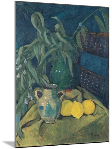 Synchrony in Green, 1913-Paul Sérusier-Mounted Giclee Print