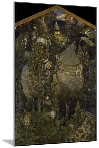 Bogatyr, 1898-Mikhail Alexandrovich Vrubel-Mounted Giclee Print