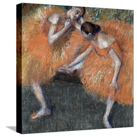 Two Dancers, C. 1898-Edgar Degas-Stretched Canvas Print