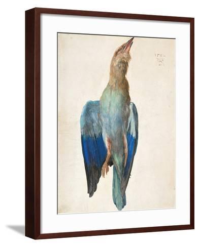 Dead Blue Roller, 1500 (Or 151)-Albrecht D?rer-Framed Art Print