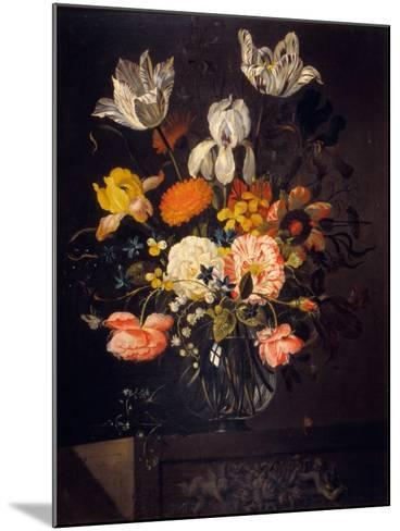 Still-Life with Flowers-Jacob Marrel-Mounted Giclee Print
