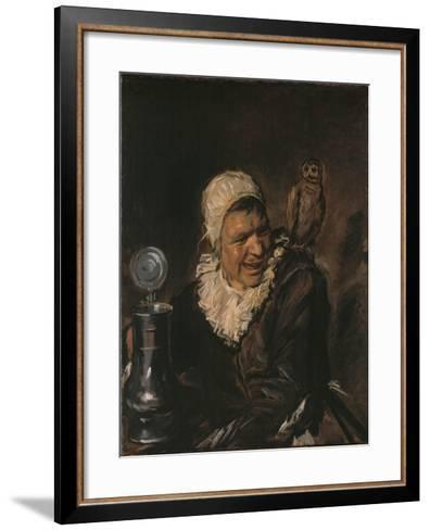 Malle Babbe, C. 1633-Frans I Hals-Framed Art Print