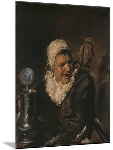Malle Babbe, C. 1633-Frans I Hals-Mounted Giclee Print