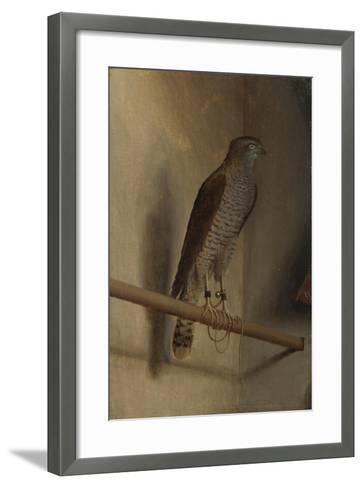 A Sparrowhawk, 1510S-Jacopo De' Barbari-Framed Art Print