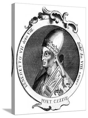 Benedict Vii, Pope of the Catholic Church--Stretched Canvas Print