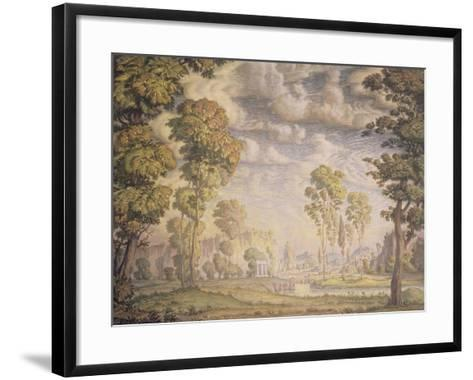 Morning, 1910-Konstantin Fyodorovich Bogayevsky-Framed Art Print