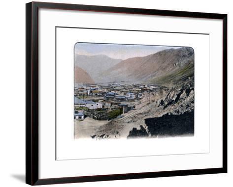 Tocopilla, Chile, C1900s--Framed Art Print