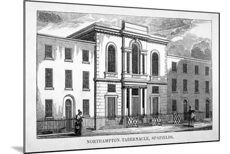 Northampton Tabernacle, Spa Fields, Finsbury, London, C1830--Mounted Giclee Print
