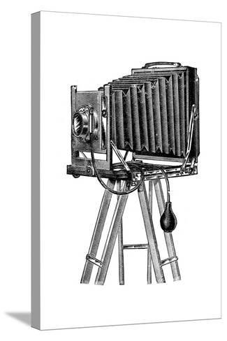Stand Camera, 1904--Stretched Canvas Print