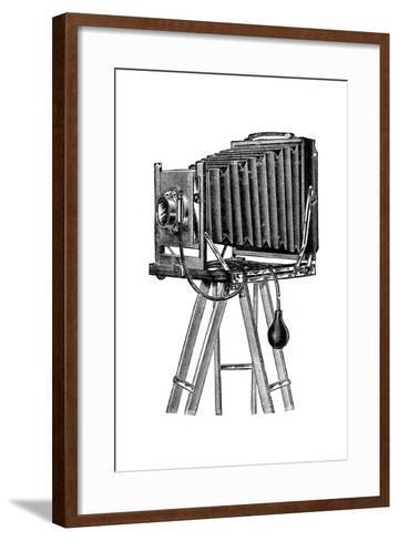 Stand Camera, 1904--Framed Art Print