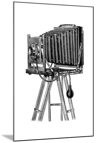 Stand Camera, 1904--Mounted Giclee Print