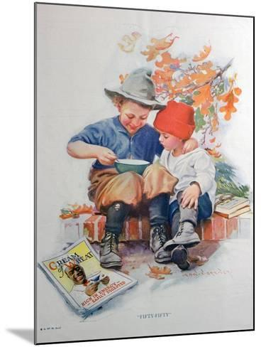 Advert for Cream of Wheat, American Hot Breakfast Cereal, 1923--Mounted Giclee Print