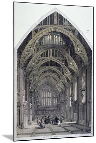 Guildhall, London, C1870--Mounted Giclee Print