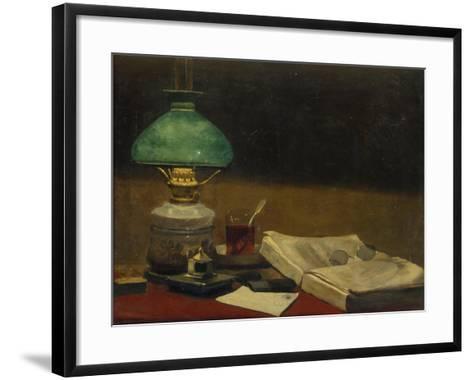 Still Life-Vasili Dmitrievich Polenov-Framed Art Print