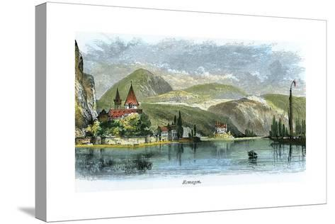 Remagen, Germany, C1875--Stretched Canvas Print