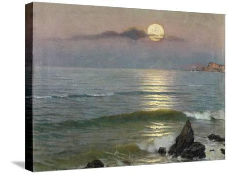 Moonlight-Guillermo G?mez Gil-Stretched Canvas Print