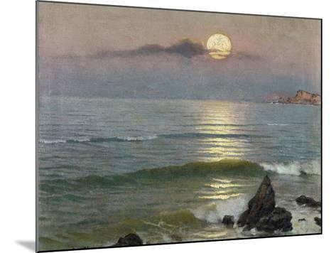 Moonlight-Guillermo G?mez Gil-Mounted Giclee Print