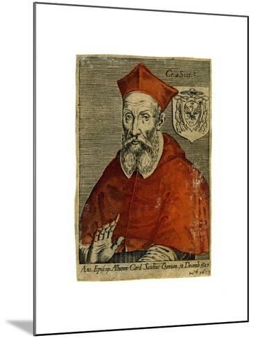 A Cardinal, 16th Century--Mounted Giclee Print