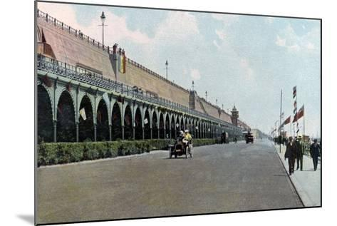 Madeira Road Motor Track, Brighton, East Sussex, C1900s-C1920s--Mounted Giclee Print