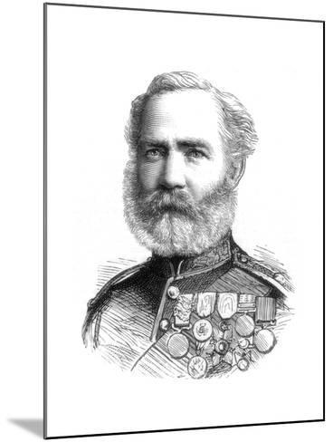 Major John Mcblain, 1885--Mounted Giclee Print