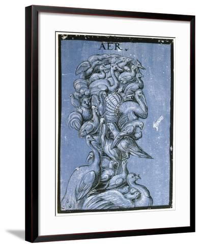 Air, C1600--Framed Art Print