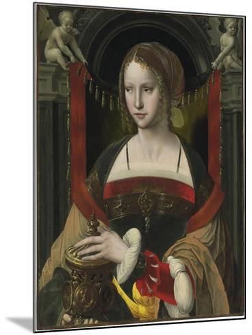 Saint Mary Magdalene--Mounted Giclee Print