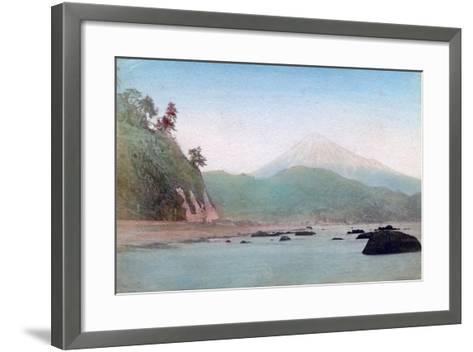 Mount Fuji, Japan--Framed Art Print