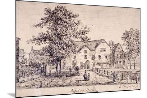 Highbury Barn, Islington, London, 1770--Mounted Giclee Print