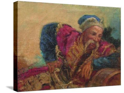 Otaman Ivan Sirko, 1889-Ilya Yefimovich Repin-Stretched Canvas Print