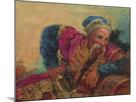 Otaman Ivan Sirko, 1889-Ilya Yefimovich Repin-Mounted Giclee Print