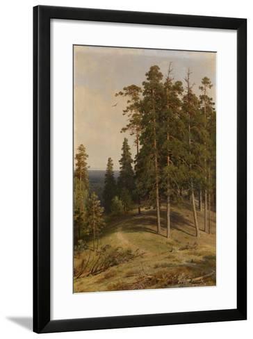 The Pine Forest, 1895-Ivan Ivanovich Shishkin-Framed Art Print