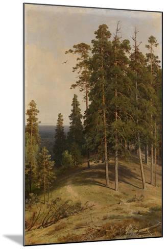 The Pine Forest, 1895-Ivan Ivanovich Shishkin-Mounted Giclee Print
