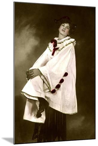 Gabrielle Ray (1883-197), English Actress, 1906-Foulsham and Banfield-Mounted Giclee Print