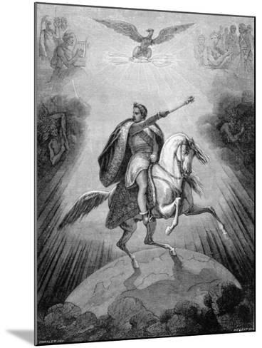 Napoleon I, C1800-1820--Mounted Giclee Print