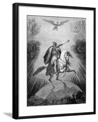Napoleon I, C1800-1820--Framed Art Print