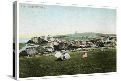 Rottingdean, Sussex, Early 20th Century--Stretched Canvas Print