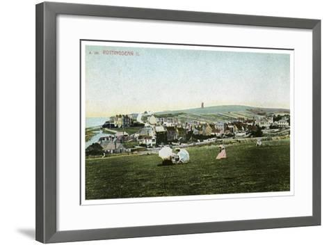 Rottingdean, Sussex, Early 20th Century--Framed Art Print