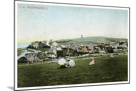 Rottingdean, Sussex, Early 20th Century--Mounted Giclee Print