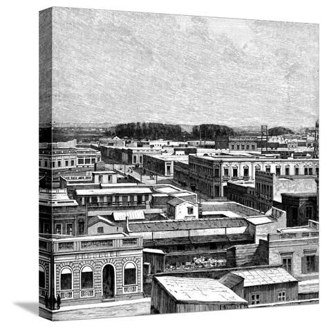 La Plata, Buenos Aires, Argentina, 1895--Stretched Canvas Print