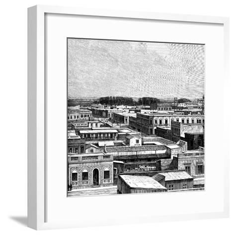 La Plata, Buenos Aires, Argentina, 1895--Framed Art Print