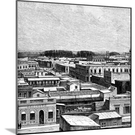 La Plata, Buenos Aires, Argentina, 1895--Mounted Giclee Print