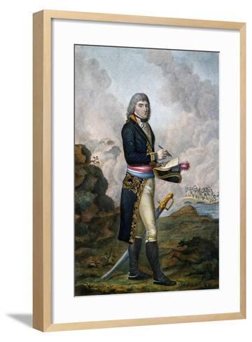 Napoleon Bonaparte, 19th Century--Framed Art Print