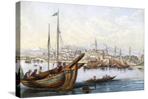 Varna, Bulgaria, 19th Century--Stretched Canvas Print