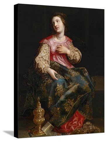Mary Magdalene-Hendrik I Van Balen-Stretched Canvas Print