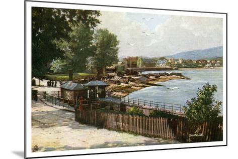 Swanage, Dorset, Early 20th Century--Mounted Giclee Print
