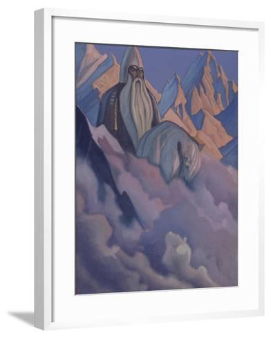 Svyatogor, 1942-Nicholas Roerich-Framed Art Print