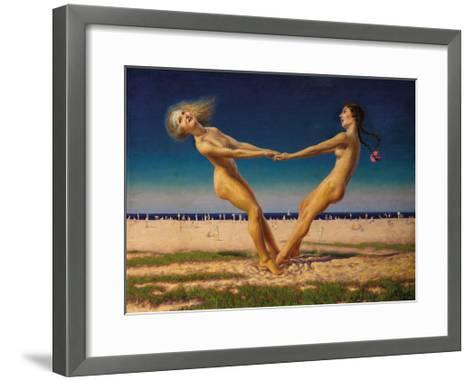 Friends, 1934-Viktor Fyodorovich Mey-Framed Art Print