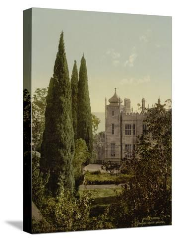 Alupka Imperial Palace, 1890S--Stretched Canvas Print